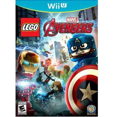 LEGO Marvels Avengers WiiU