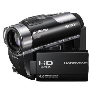 Handycam HDR-UX20 DVD High Definition Digital Camcorder w/ 8GB Internal Memory