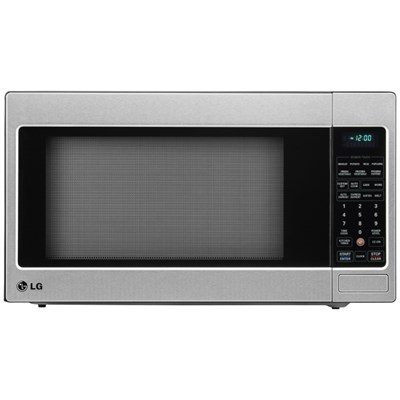 2.0 Cu. Ft. Counter Top Microwave Oven Stainless Steel - LCRT2010ST