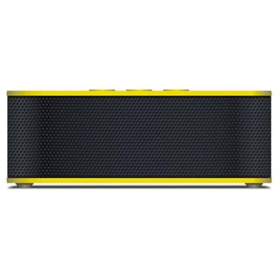SoundBrick Plus NFC Bluetooth Portable Wireless Ste. Speaker - Yellow - OPEN BOX