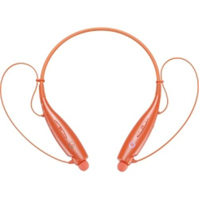 HBS-730 Bluetooth Headset - Retail Packaging -  Persimmon Orange - OPEN BOX