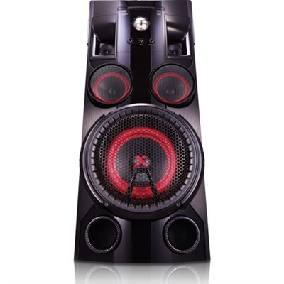 1000W X-BOOM Solo Hi-Fi Audio Entertainment System with Party Mode (OPEN BOX)