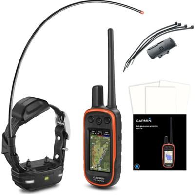 Alpha 100/TT 15 mini Track and Train Dog Device - Screen Protector/Mount Bundle