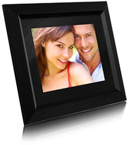 ADMPF315F - 15` Digital Photo Frame w/ Wireless Remote (Black)