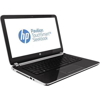 Pavilion TouchSmart 14.0` 14-f020us Sleekbook - AMD Quad-Core A4-5000 Acc. Proc.