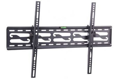 32- 72 Inch Ultra Slim Tilting Wall Mount Steel Construction - Easy Install