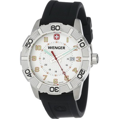 Men's Roadster Sport Watch - Black/White