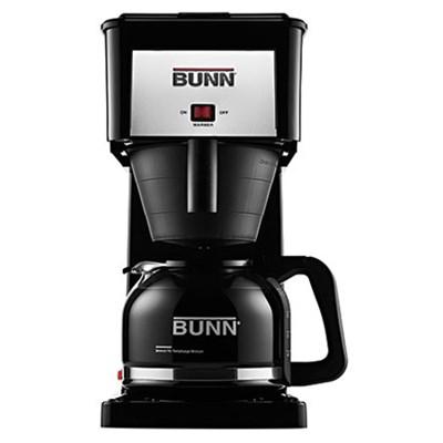 10-Cup Original Home Coffee Brewer - Black (GRX-B)