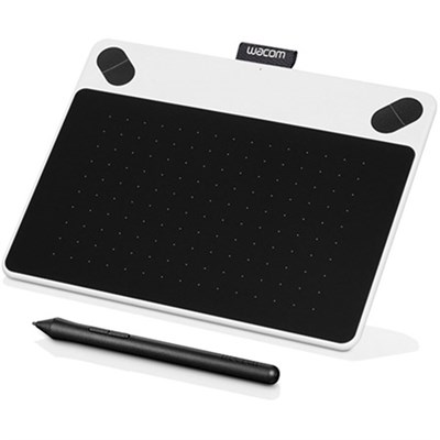 Intuos Draw CTL490DW Digital Drawing and Graphics Tablet (Refurbished)