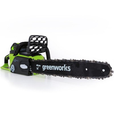 G-MAX 40V 16-inch DigiPro Chainsaw (20312) - OPEN BOX