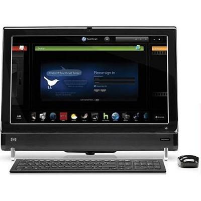 TouchSmart 600-1370 All-In-One Desktop PC Intel Core i5-460M Processor