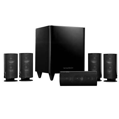 HKTS 20BQ 5.1 Home Theater Speaker System (Black)