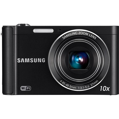 ST200F 16 MP 10X Wi-Fi Digital Camera - Black