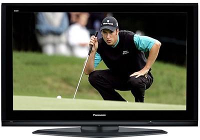TH-50PZ700U - 50` High-definition 1080p Plasma TV