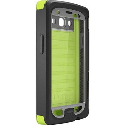 Otterbox Armor Series for Samsung Galaxy SIII-Black/Neon