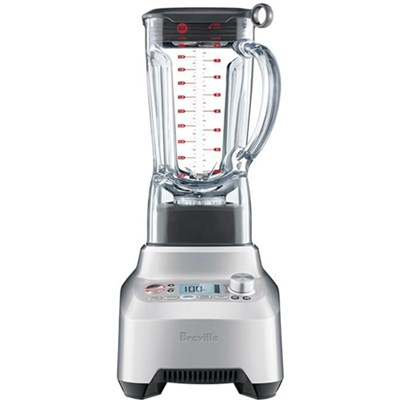 Boss Easy to Use Superblender in Silver - BBL910XL