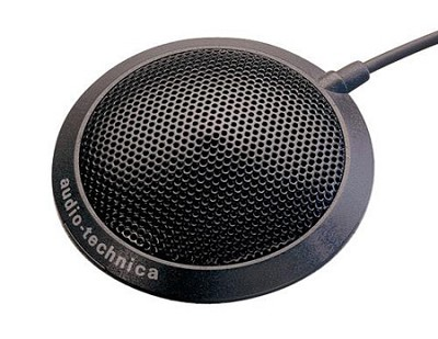 Omnidirectional Condenser Boundary Microphone (Refurbished)
