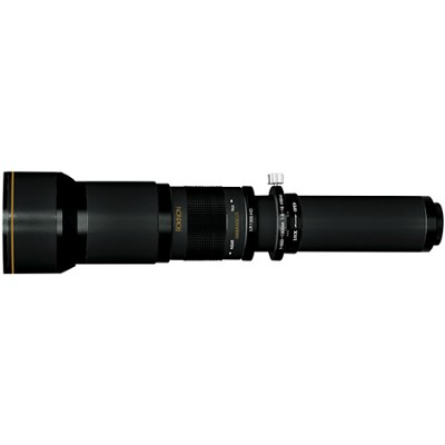 650-1300mm F8.0-F16.0 Zoom Lens  (Black Body) - 650Z-B