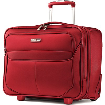 LIFTwo 18` Wheeled Travel Essential Boarding Bag - Red