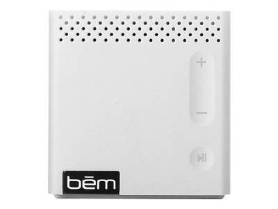 HL2022A Bluetooth Mobile Speaker for Smartphones - Retail Packaging - White