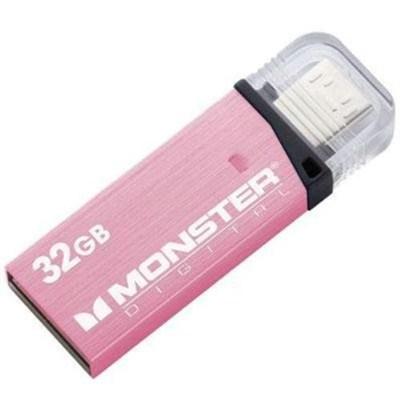 32GB OTG USB 3.0 Super Speed Mobile Drive (Metallic Pink)