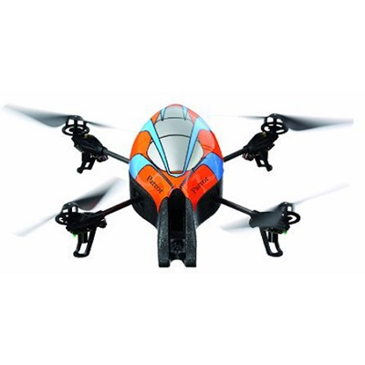 AR.Drone PF720002 Quadricopter Controlled by iPod touch, iPhone, iPad, & Android