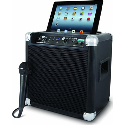 IPA57 Tailgater Bluetooth Compact Speaker System with Bluetooth - OPEN BOX