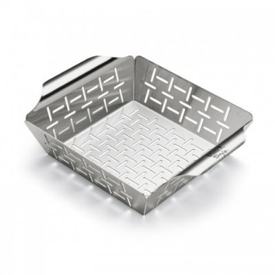 6481 Small Stainless Steel Vegetable Basket