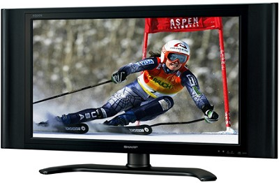 LC-32D4U AQUOS 32` 16:9 HD LCD Panel TV