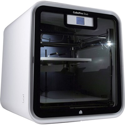 CubePro Duo 3D Printer - 401734