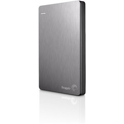 Backup Plus 1TB Portable External Hard Drive w/Mobile Device Backup - OPEN BOX