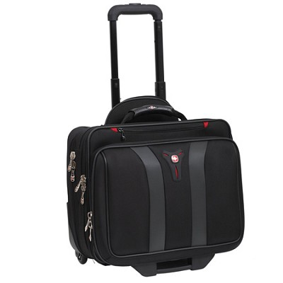 Swissgear Granada Rolling Case Fits Up To 17` Notebooks