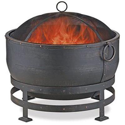 25.2`H Wood Burning Firebowl