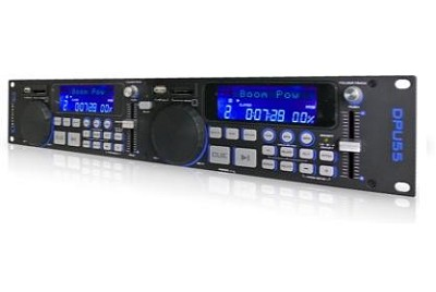 DPU55 Professional Double USB/ SD Player