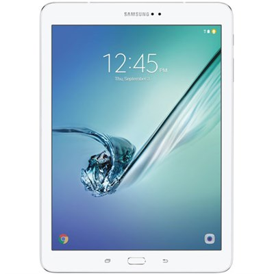 Galaxy Tab S2 9.7-inch Wi-Fi Tablet (White/32GB)