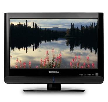 15LV505 - 15`  High-defintion LCD TV w/ built-in DVD Player  (Hi-gloss Black)