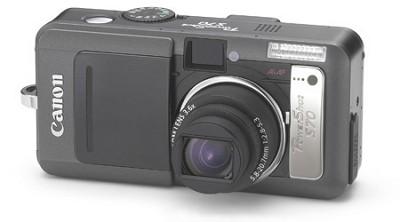 Powershot S70 Digital Camera