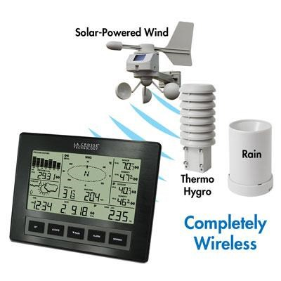Wireless Professional Weather Center -WS-2816AL-IT