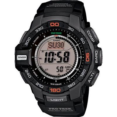 PRG270-1 Pro Trek Solar Powered Triple Sensor Sport Watch - OPEN BOX
