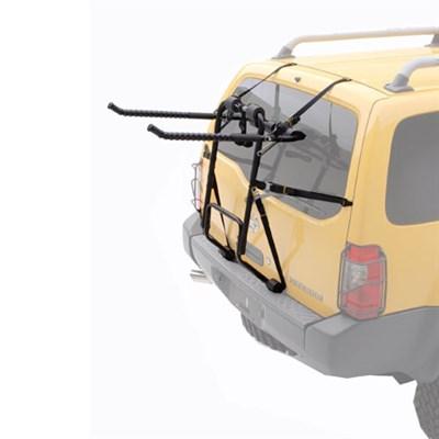 Heavy Duty 4 Bike Trunk Mounted Rack - F4 - OPEN BOX