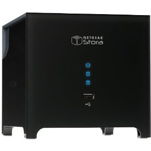 Stora 2-Bay 1 TB (1 x 1 TB) Network Attached Storage MS2110