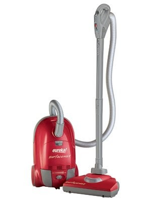 6833D Boss Powerteam Bagged Canister Vacuum Cleaner
