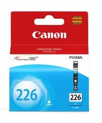 CLI-226 Cyan Ink Tank for PIXMA MG5120, MG5220, iP4820, iP4920 Printers