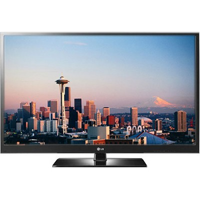 60PZ550 - 60 Inch 1080p Active 3D Plasma HDTV with Internet Applications