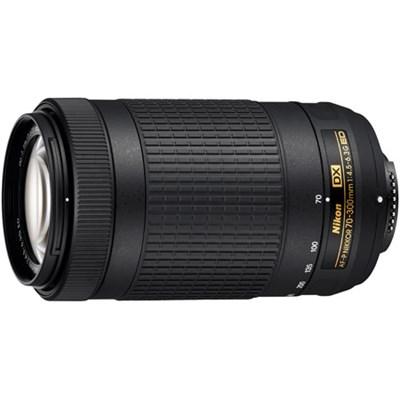 AF-P DX NIKKOR 70-300mm f/4.5-6.3G ED Lens Kit 1
