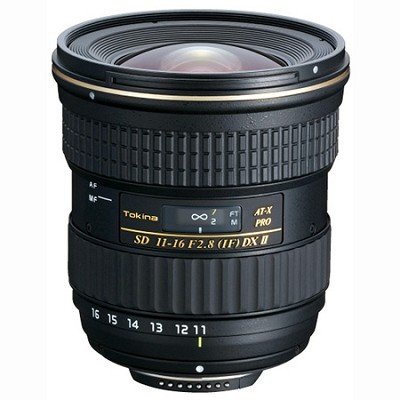 11-16mm F/2.8 AF-II Super-Wide Lens for Sony