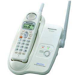 KX-TG2312W 2.4GHz Digital Cordless Phone