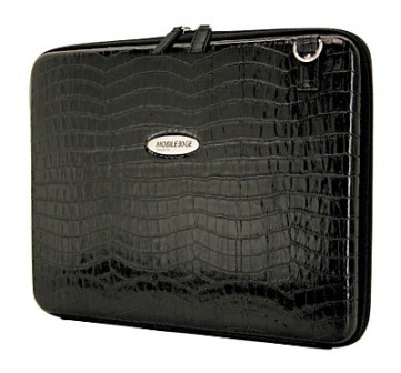 MEPFC1L Large Techstyle Portfolio Black Computer Case for Laptops up to 17`
