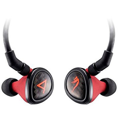 Special Edition Angie II Headphones by JH Audio - Red