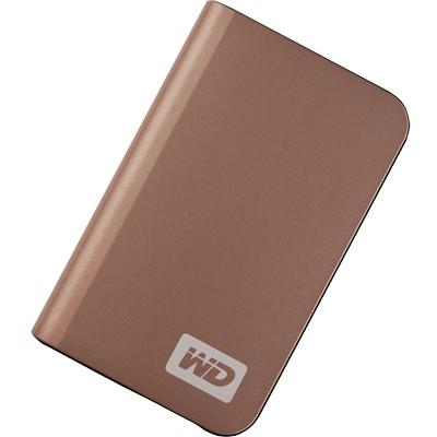 My Passport Elite Portable 250GB  External Hard Drive - Bronze { WDMLZ2500TN }
